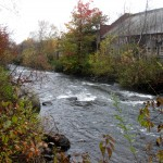 Cobbossee Stream in Gardiner